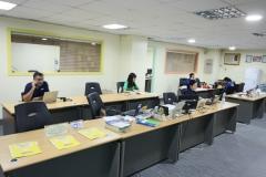 غرفة الموظفين وإدارة المعهد