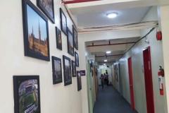 ممرات المعهد